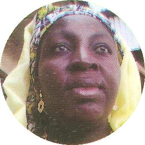 Hajia Aisha Mohammed GOMBE STATE