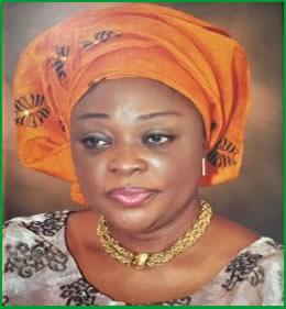 Chef Mrs. Lola Akande
