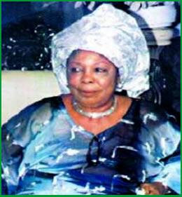 Elder Mrs. Eunice Uzor Kalu