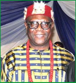His Majesty Uche Dimgba