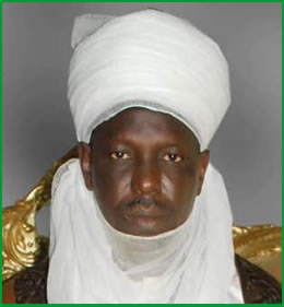His Royal Highness Barr. Muhammed Sani Haliru Dantoro