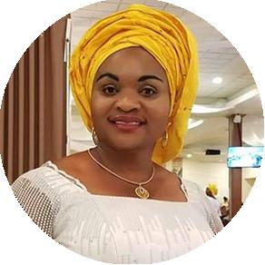 Mrs. Ifeoma Udoji Achebe  HOUSTON TEXAS